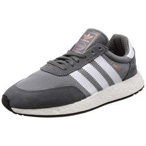 Adidas I-5923, Chaussures de Fitness homme - Multicolore - Gris/blanc/noir