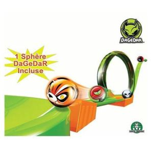 Giochi Preziosi DaGeDar : Circuit Stunt Jump avec 1 Sphère