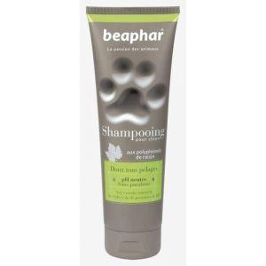 Beaphar Shampoing premium doux tous pelages 250 ml