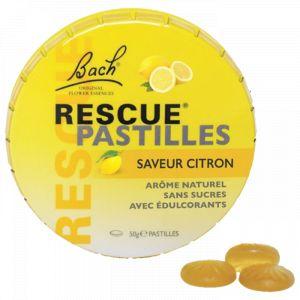 Bach Rescue - Pastilles saveur citron