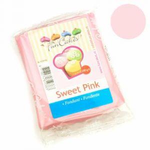 Image de FunCakes Pâte à sucre rose pastel