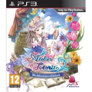 Atelier Totori : The Adventurer of Arland [PS3]