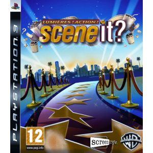 Scene it ? Lumières ! Action ! [PS3]