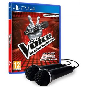The Voice 2019 + 2 Micros [PS4]