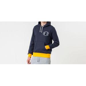 Champion Sweat-shirt Hooded Sweatshirt bleu - Taille 36,EU S,EU M,EU L,EU XL,EU XS