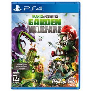 Plants vs Zombies : Garden Warfare [PS4]