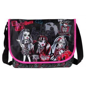 Undercover Sac bandoulière Monster High Scary Cute