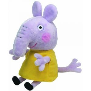 Ty Peluche Peppa Pig : Eléphant Emily
