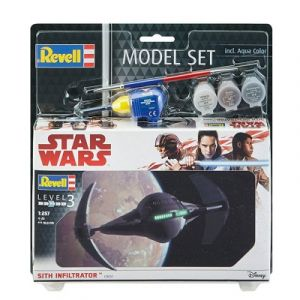 Revell 63612 - Maquette Star Wars Model-Set Sith infiltrator