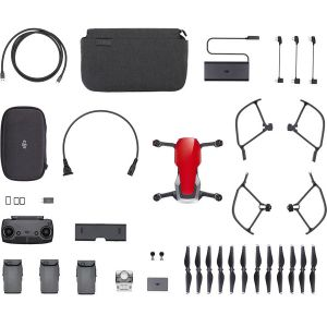 Dji Mavic Air Fly More Combo - Drone rouge