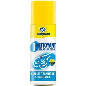 Bardahl Nettoyant Climatisation - Spray 400 Ml