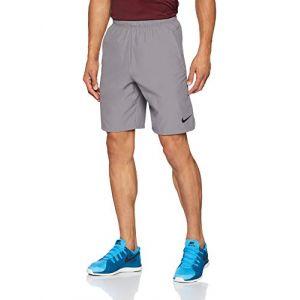 Nike Short de training tissé Flex pour Homme - Gris - Taille XL - Male
