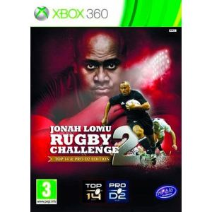 Jonah Lomu Rugby Challenge 2 sur XBOX360
