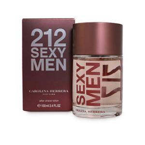 Carolina Herrera 212 Sexy Men - Après-rasage