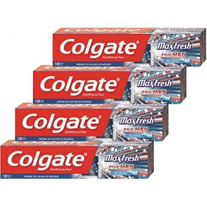 Colgate MaxFresh Homme Gel Frisson 75 ml