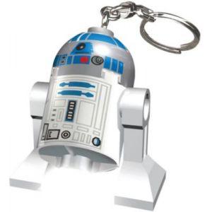 Lego Porte-clés Figurine Star Wars : R2-D2