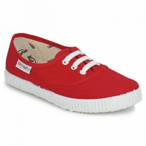 Victoria Chaussures enfant 6613K rouge - Taille 18,19,20,21,22,29,30,31,32,33,34