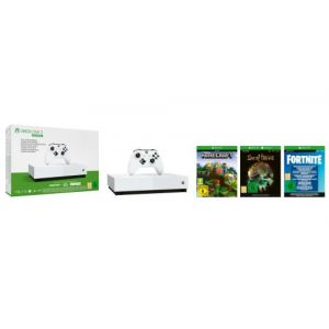 Microsoft Xbox One S 1To All Digital V2
