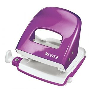 Leitz NeXXt WOW 5008 perforateur Métallique 2 trous Violet