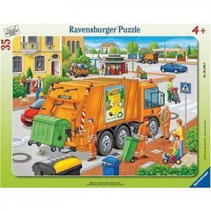 Ravensburger Puzzle 35 pièces - Collecte des déchets
