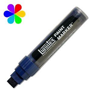 Liquitex Paint Markers pointe large 320 - Bleu de Prusse