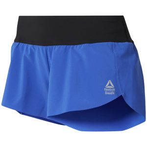 Reebok Short Crossfit Bleu - Taille S