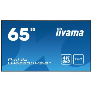 "iiyama 65"" LED - ProLite LH6550UHS-B1"