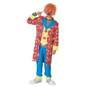 Déguisement Roi des Clowns - Homme