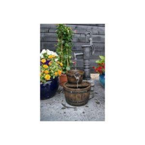 Ubbink 1387064 - Fontaine de jardin Las vegas
