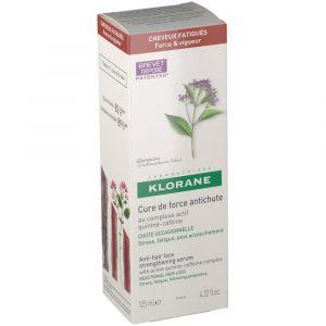 Klorane Cure de force antichute aux complexe Quinine-Cafeine