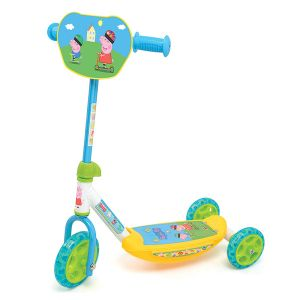Smoby Trottinette 3 roues Peppa Pig