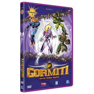 Gormiti - Saison 2, Volume 4 : L'ère de l'Éclipse Suprême