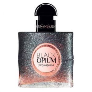 Yves Saint Laurent Black Opium Floral Shock - Eau de parfum pour femme - 50 ml