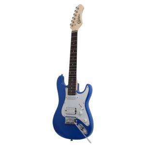 Eagletone Guitare électrique enfant Sun State Mini 3/4 + Housse
