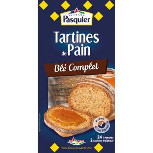 Pasquier Tartine blé complet 240gr