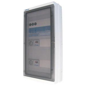 CCEI Pa 31 ps panorama - Coffret electrique pour filtration + balai + projecteur 100w