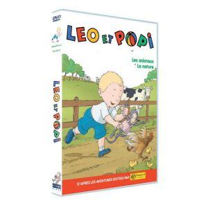 Léo et Popi - Volume 4 : La Nature, Les Animaux