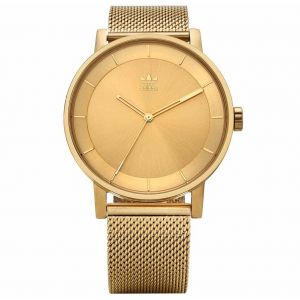 Adidas Montre Femme District-m1 Jaune