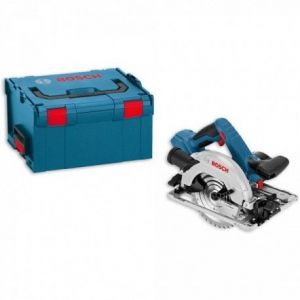Bosch Professional GKS 18V-57G + L-Boxx - Scie circulaire 18V 165mm