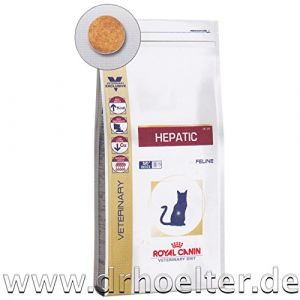 Royal Canin Veterinary Diet Chat Hepatic HF 26 - Sac 4 kg