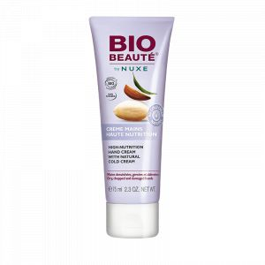 Bio Beauté (by Nuxe) Crème mains haute nutrition au Cold Cream - 75 ml
