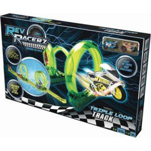 Modelco Rev Racers Triple Loop Track