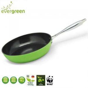 Aubecq Poêle Evergreen 28 cm en céramique