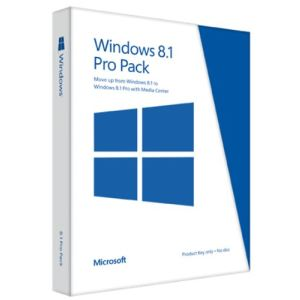 Windows 8.1 Pro Pack - Mise à jour pour Windows