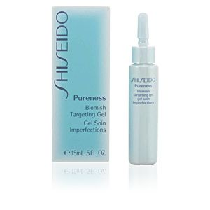 Shiseido Pureness - Gel soin imperfections