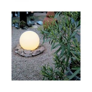 Image de Qazqa Lampe d extérieur Ball 50 Spike