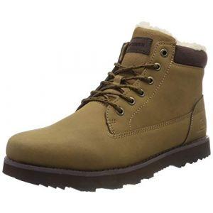 Quiksilver Mission V - Chaussures montantes pour Homme - Beige