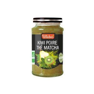 Vitabio Tartinable Antioxydant Poire Kiwi Thé Matcha 290g
