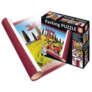 Educa Tapis de puzzle 500 à 2000 pièces : Parking puzzle
