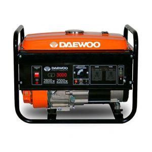 Daewoo GD3000 - Groupe électrogène thermique 4 temps